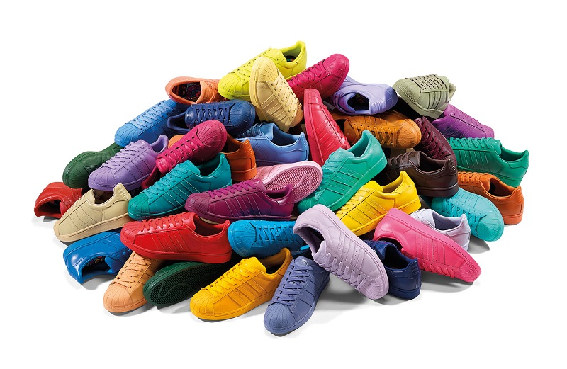 sale retailer 28845 24d7e adidas Superstar Supercolor Pack para el 27 3
