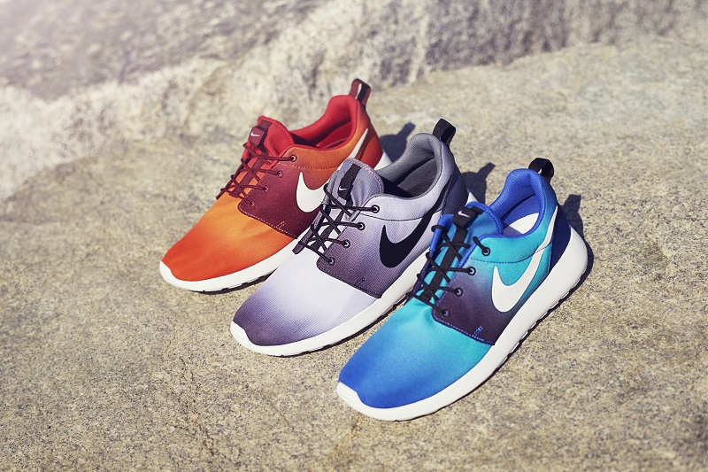 Nike Roshe Run Degradadas
